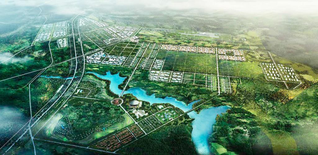 План индустриального парка «Великий камень»