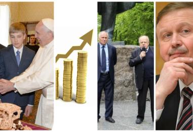 Оппозиция — новая неудачная попытка объединиться, как прошёл визит Сергея Лаврова в Минск и будет ли белорусская экономика расти?  Обзор самых важных и интересных новостей за прошедшую неделю