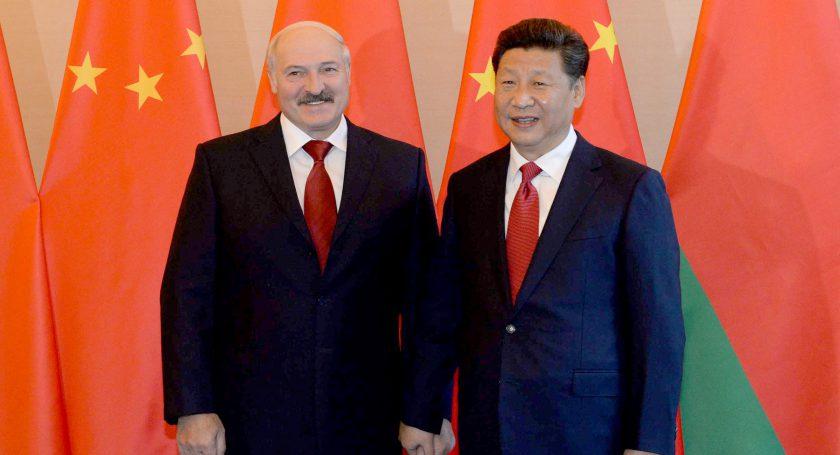 Лукашенко направился с национальным визитом в КНР