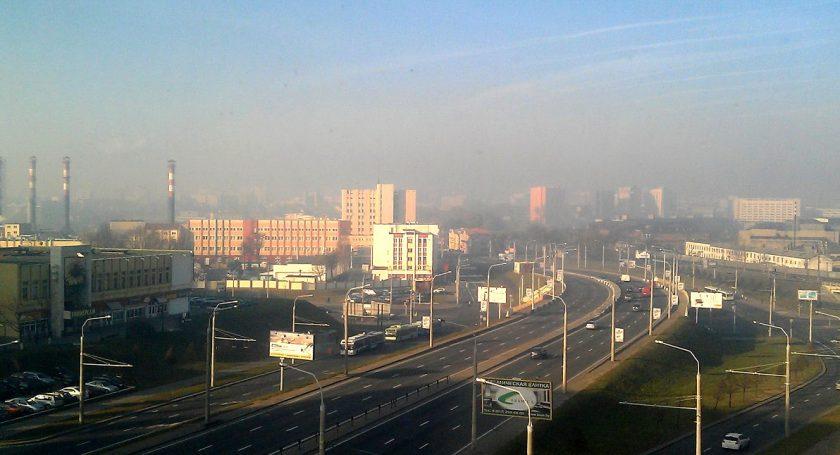 60Беларусь находится на третьем месте в мире по смертности из-за загрязнения воздуха