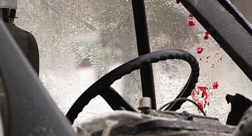 Ребенок пострадал встолкновении 2-х легковых автомобилей вМинской области