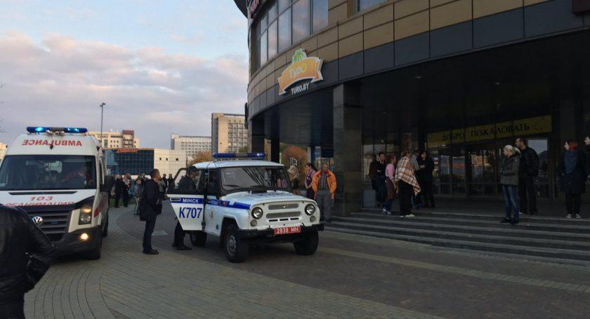 Началась психиатрическая экспертиза нападавшего вТЦ «Европа» молодого человека