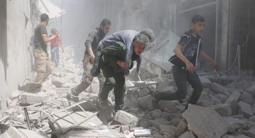 Боевики снова сорвали эвакуацию изАлеппо, невзирая наотсутствие полетов ВКС