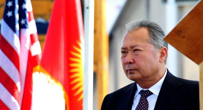 Генеральная прокуратура Кыргызстана просит Беларусь посадить Бакиева втюрьму