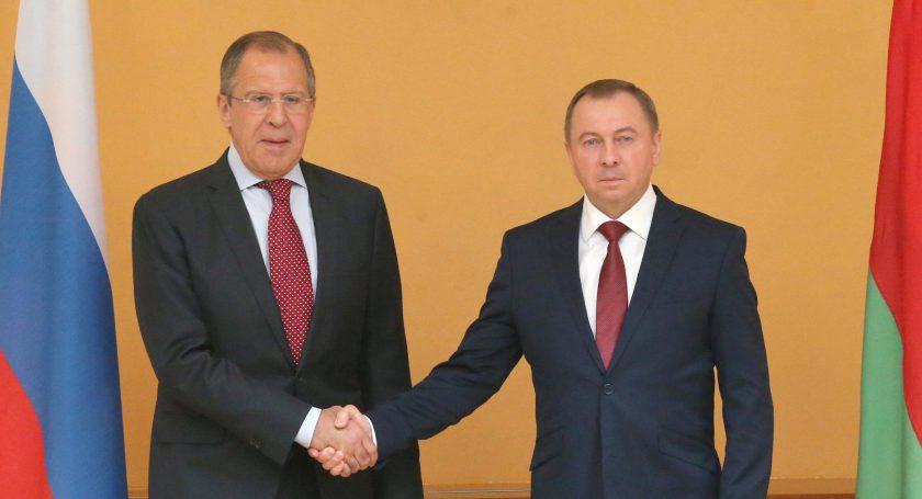 Общее совещание коллегий МИД Белоруссии и РФ пройдет 22ноября