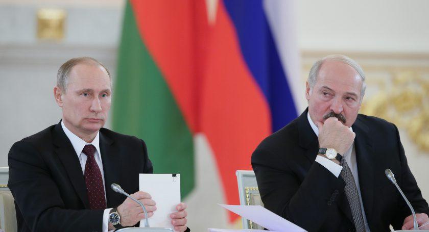 РИА Новости сообщило оподготовке переговоров Владимира Путина иЛукашенко