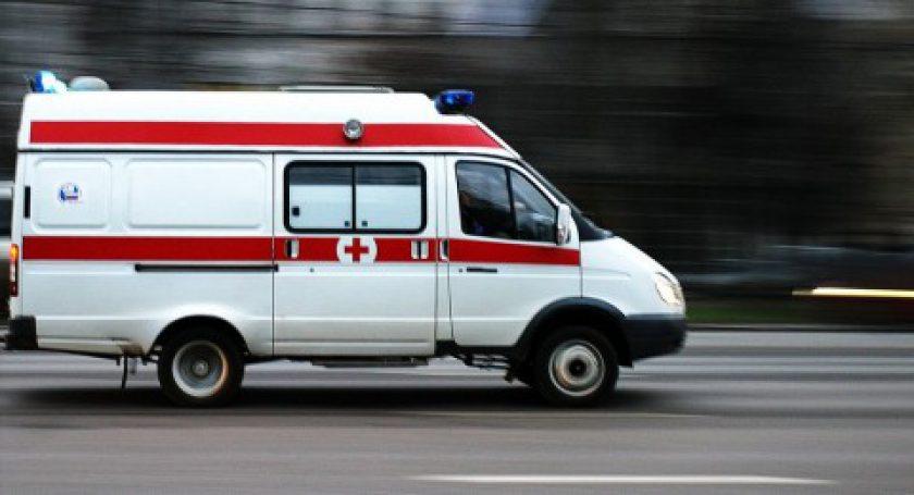 5 человек пострадали встолкновении легковушки имаршрутки вГродно