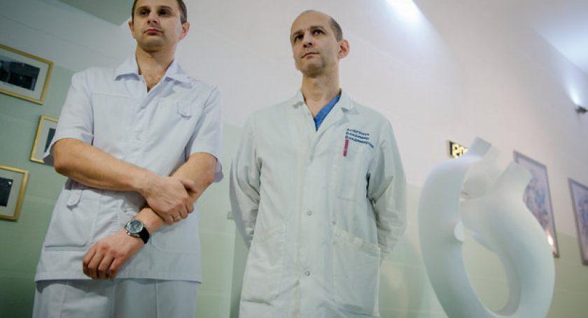 Белорусские медработники впервый раз провели операцию попересадке комплекса «сердце-легкие»