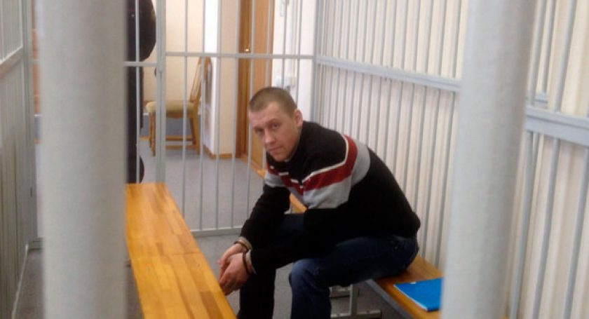 Расстрелян очередной «смертник» Сергей Хмелевский— Именем Белоруссии