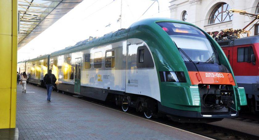 БелЖД назначила дополнительный поезд вВильнюс на7ноября