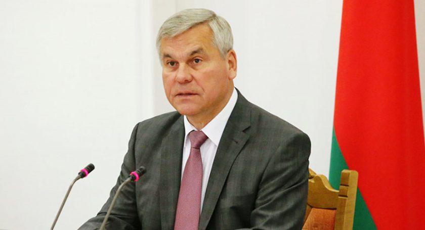 «Палаточник» Андрейченко: Вотношениях Белоруссии и Российской Федерации невсе благостно