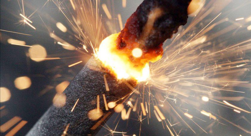 В «Поднебесной» взорвался подпольный завод попроизводству пиротехники