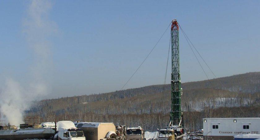 Белоруснефть начала работы погидразрыву пласта наместорождениях газа вПолтавской области