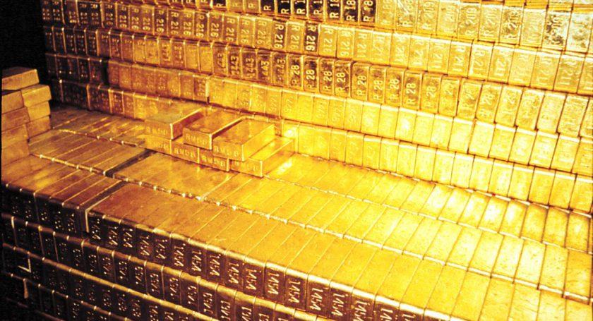 Золотой запас Республики Беларусь вырос до39,1т