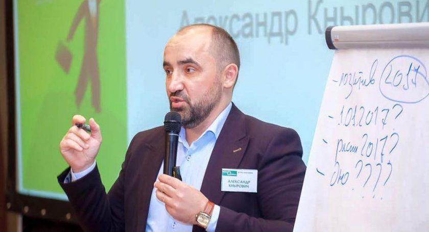 Александр Лукашенко сегодня затронул тему нашумевшего задержания предпринимателя Александра Кныровича