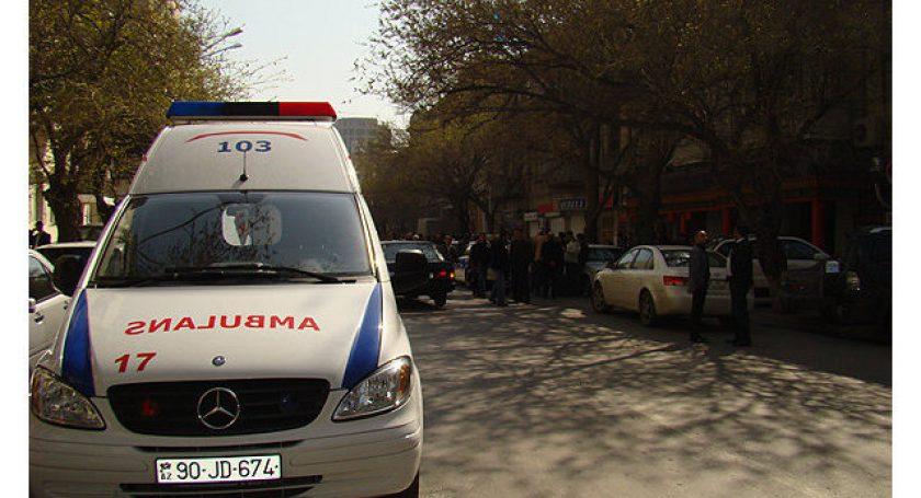 ВАзербайджане «скорая» угодила вДТП— двое погибли