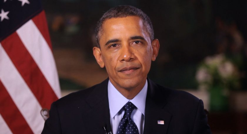 Обама выступит спрощальным обращением к жителям Америки 10января