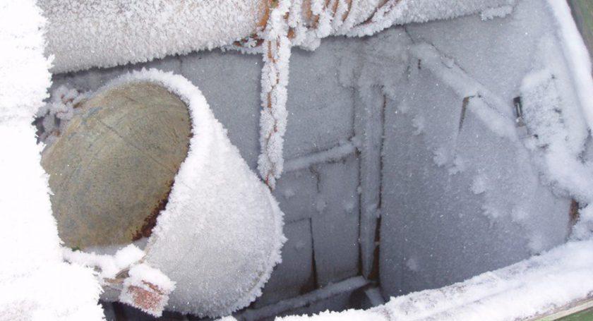 ВОстровецком районе мужчина упал в6-метровый колодец, доставая ведро