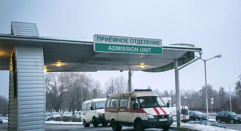 Маршрутка с6-ю школьниками, едущими в«Зубренок», угодила вжуткое ДТП