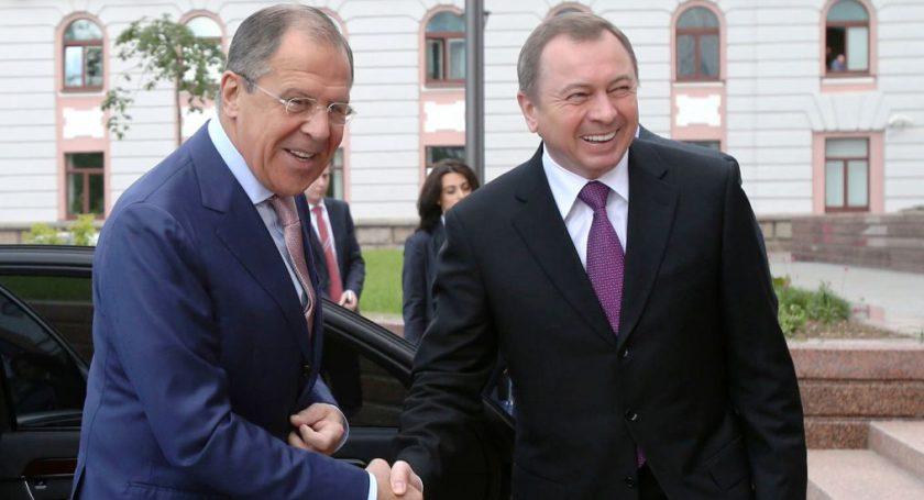 Проблемы вотношениях Минска и столицы «подлежат решению»— руководитель МИД Республики Беларусь