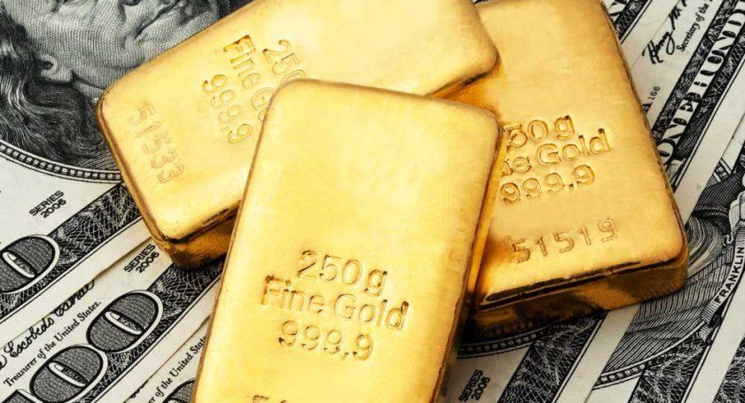 «Золотой запас» республики Белоруссии вырос практически на58 млн. долларов