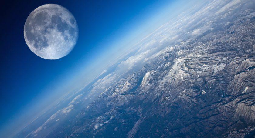 Если Землю неуничтожит Солнце, тонанее опустится Луна— Ученые
