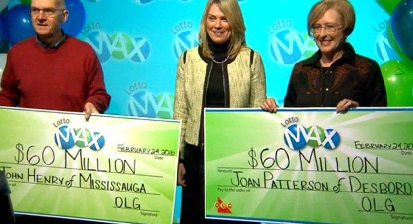 Джек-пот в60 млн. ушел вКвебек