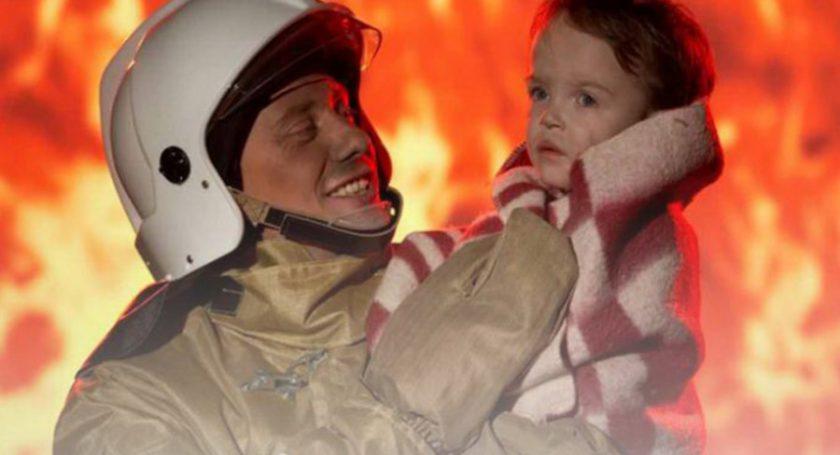 Пожарный умер при тушении квартиры встоличной жилой многоэтажке