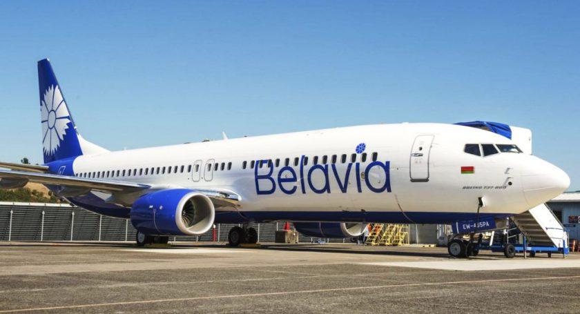 Belavia с24мая снова начнет летать вЕреван