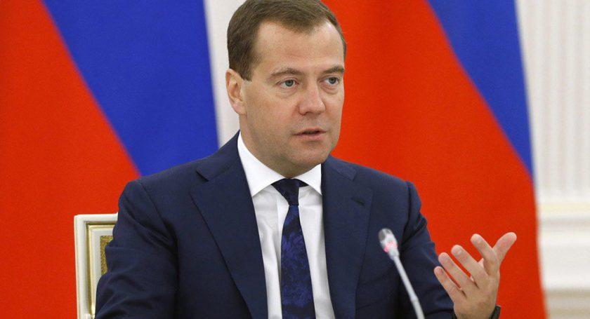 Медведев установил точку ввопросе цен на русский газ для партнеров ЕАЭС