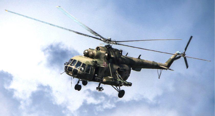 Набазу вМачулищи доставили вторую партию русских вертолетов