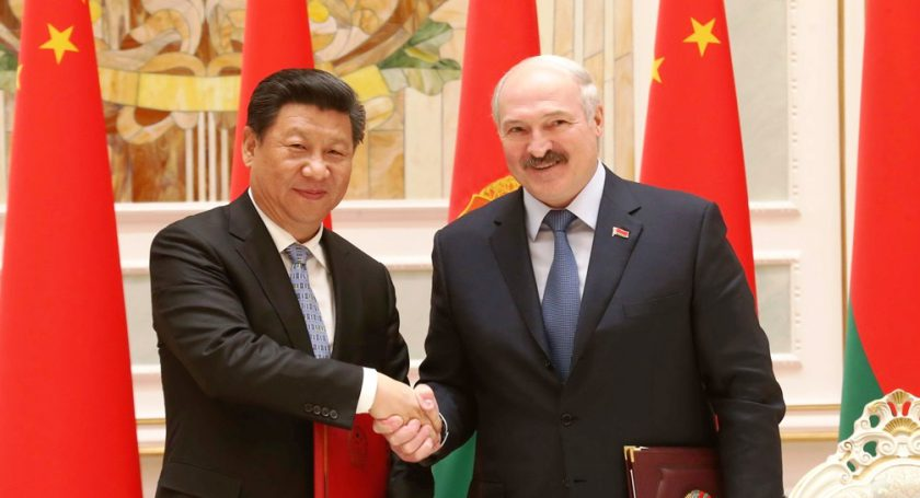 Лукашенко— ГоШенкуню: белорусы едут в КНР, китайцы— вБеларусь
