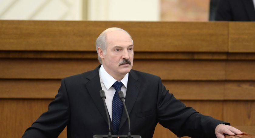 Лукашенко 21апреля выступит спосланием кнароду ипарламенту