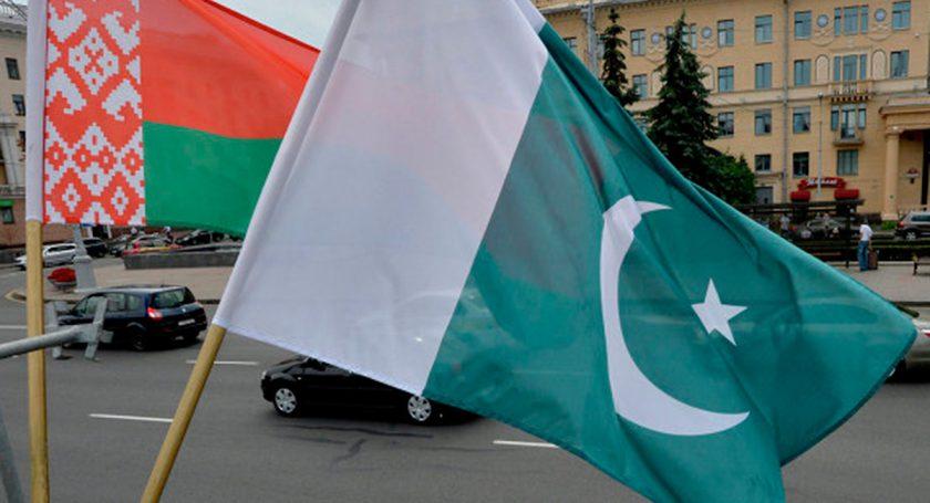 Парламентская делегация Белоруссии посещает Пакистан