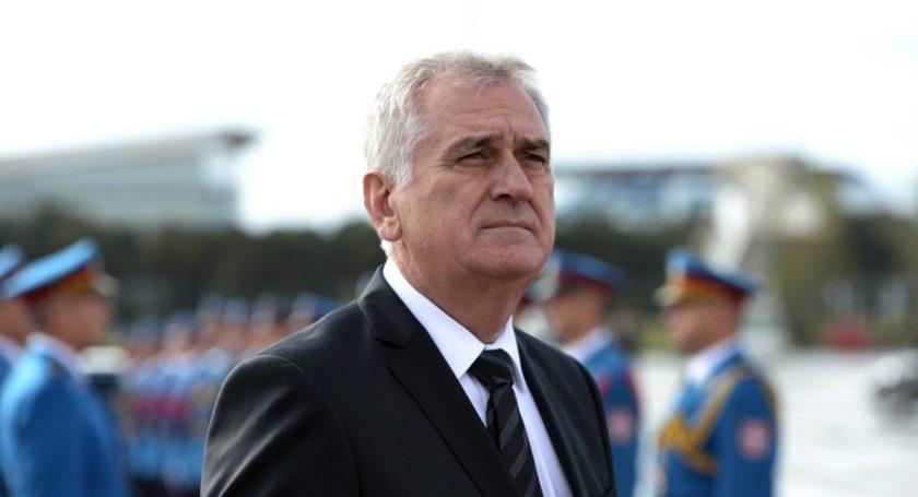 Лукашенко наградил президента Сербии Орденом Дружбы народов