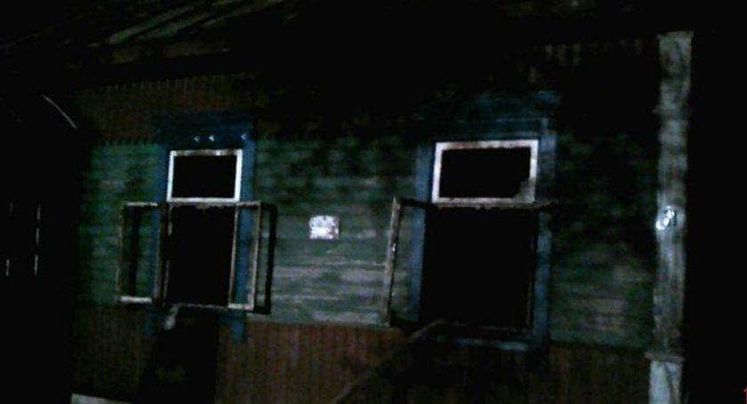ВЛяховичском районе впожаре погибли мать исын
