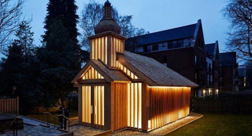 Белорусская часовня угодила вТОП-50 красивейших зданий Лондона
