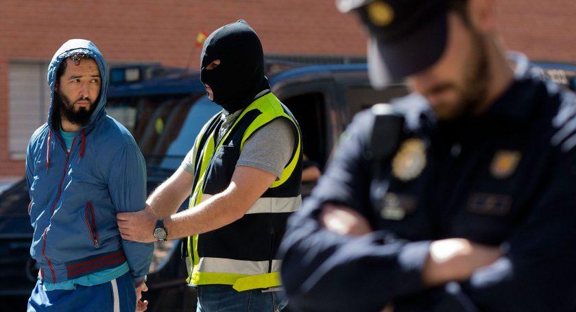 Милиция Испании иЭквадора перехватила крупную партию наркотиков