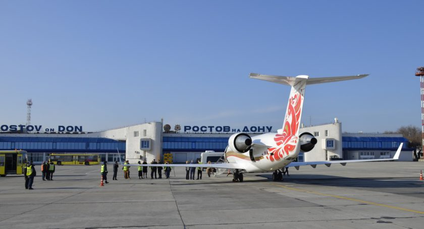 Прямое авиасообщение планируется открыть между Минском иРостовом-на-Дону