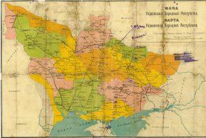 Деятельность Украинской повстанческой армии в белорусском Полесье