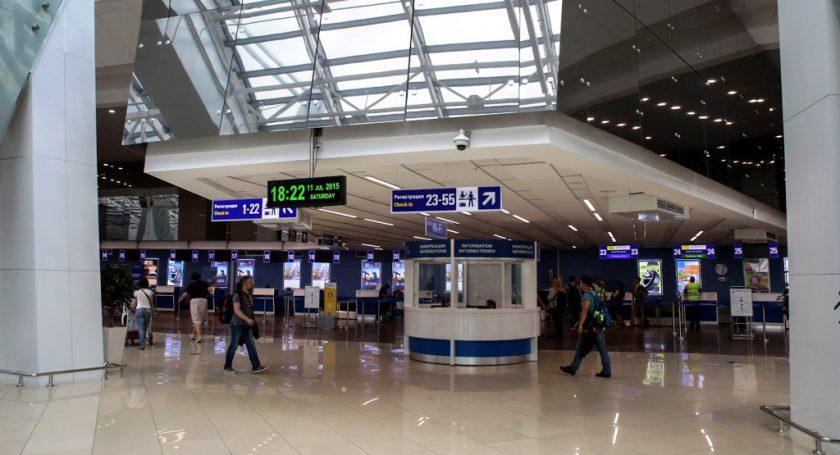 Всамом начале года аэропорты Кубани обслужили неменее 3,3 млн пассажиров