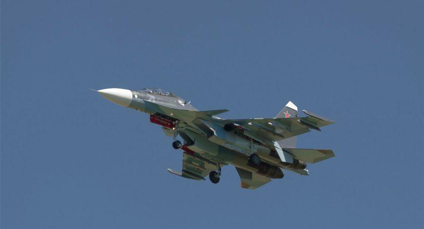 Беларусь купила у Российской Федерации партию истребителей Су-30СМ