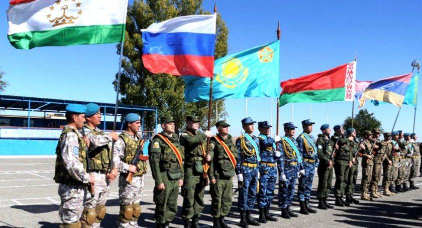 Вучениях «Боевое братство-2017» примут участие 12 тыс. военных