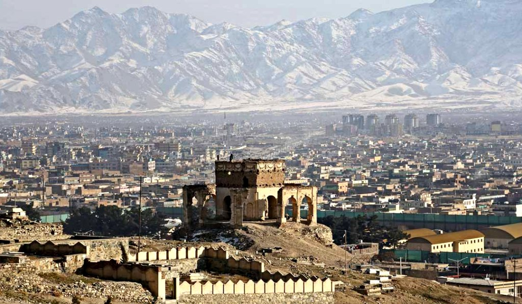 an overview of afghanistan Overview afghanistan is a landlocked and mountainous country on the border of south and central asia it shares a border with six countries — pakistan to the south.