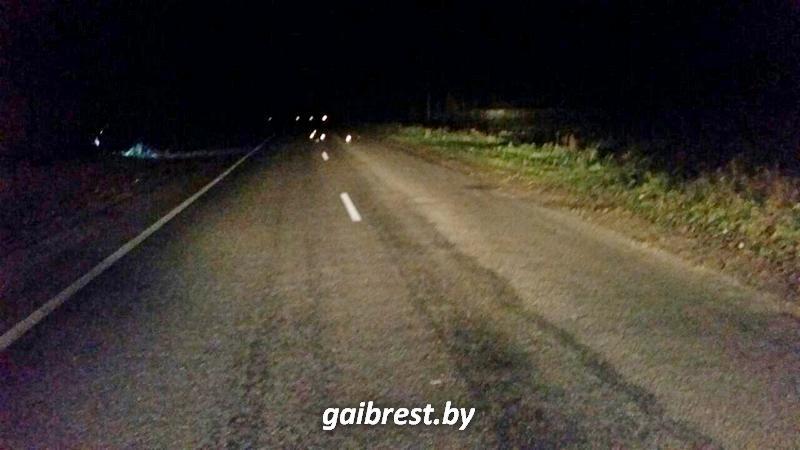 ДТП под Брестом: пьяный водитель насмерть сбил мужчину и скрылся