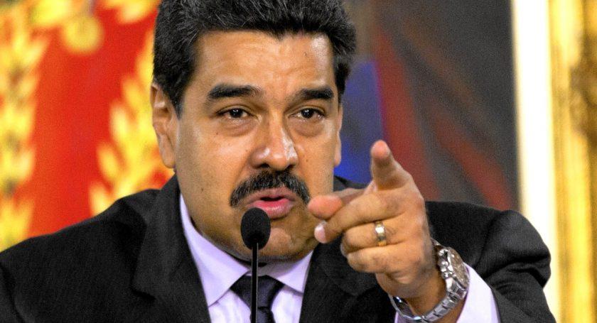 США ввели очередные санкции против Венесуэлы