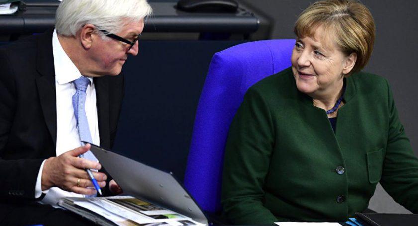 Штайнмайер предложит Бундестагу кандидатуру нового канцлера Германии