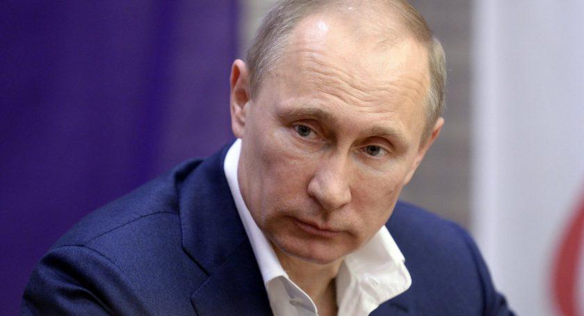 Путин выступил сзаявлением после удара поСирии