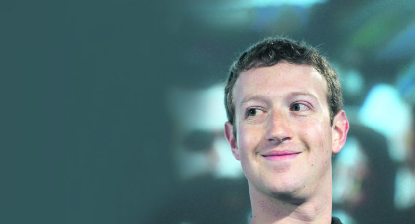 Фейсбук тайно удалил сообщения Цукерберга изличных переписок