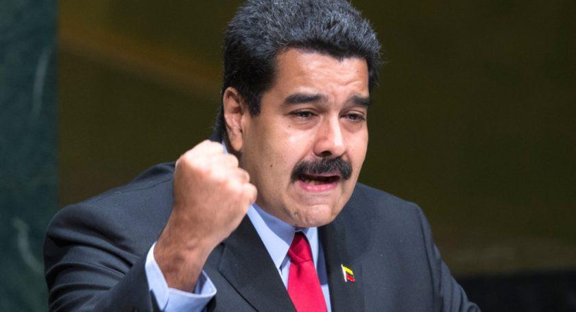 Мадуро пообещал венесуэльцам экономическое процветание вслучае победы навыборах
